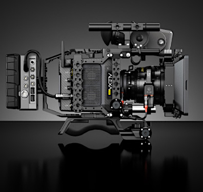ARRI ALEXA MINI (4:3 ARRIRAW)