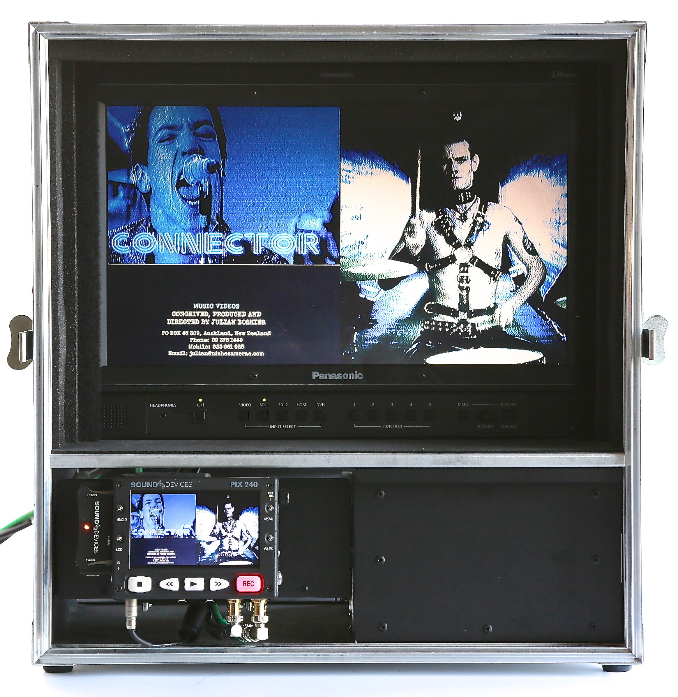 PIX240i, Panasonic LH1850 18.5